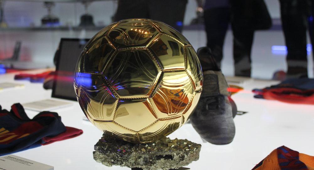 Stade du Barca, ballon d'or