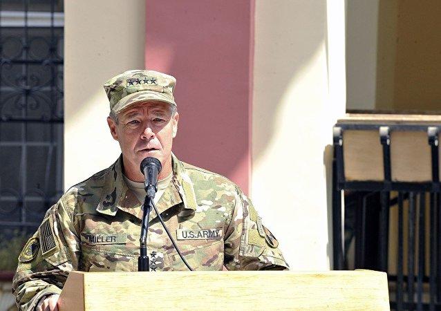فرمانده امریکا در افغانستان: واشنگتن نباید از افغانستان رویگردان شود