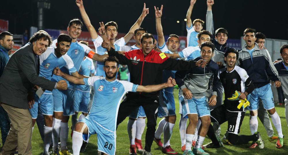 طوفان هریرود برای دومین بار قهرمان لیگ برتر افغانستان شد