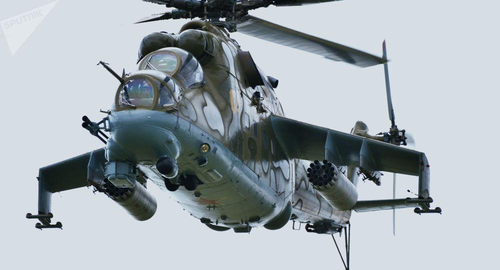 آذربایجان به سرنگون کردن هلیکوپتر روسیه اعتراف کرد