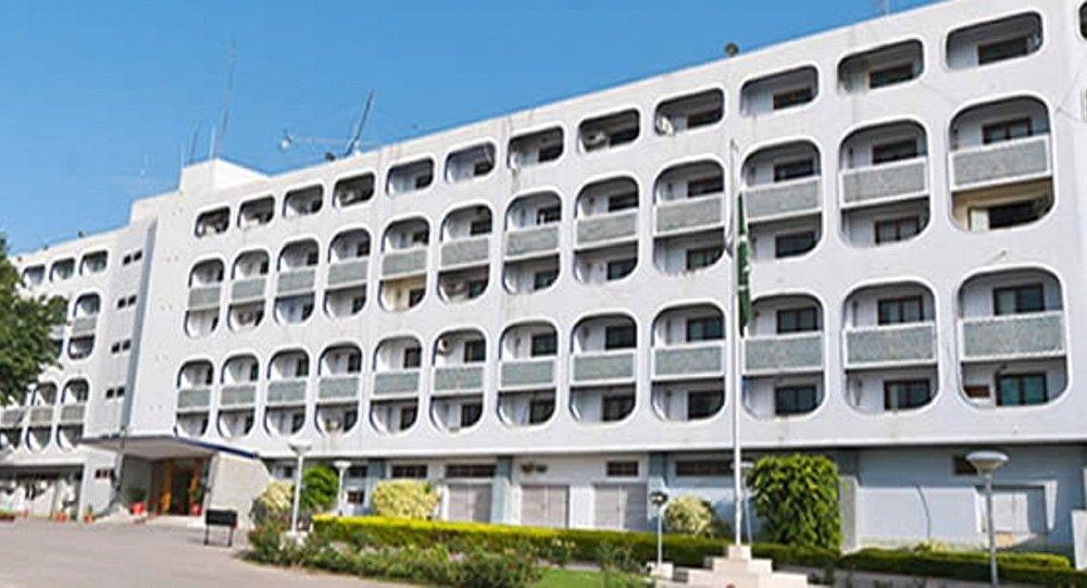 پرواز پهپاد بر فراز سفارت هند در پاکستان؛ اسلامآباد دست داشتن در این رویداد را رد میکند