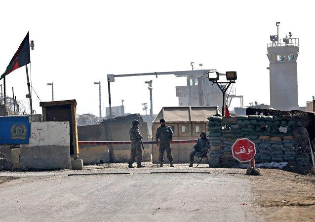 آمریکا از ماه فبروری حداقل 10 پایگاه نظامی در افغانستان را مسدود کرده است