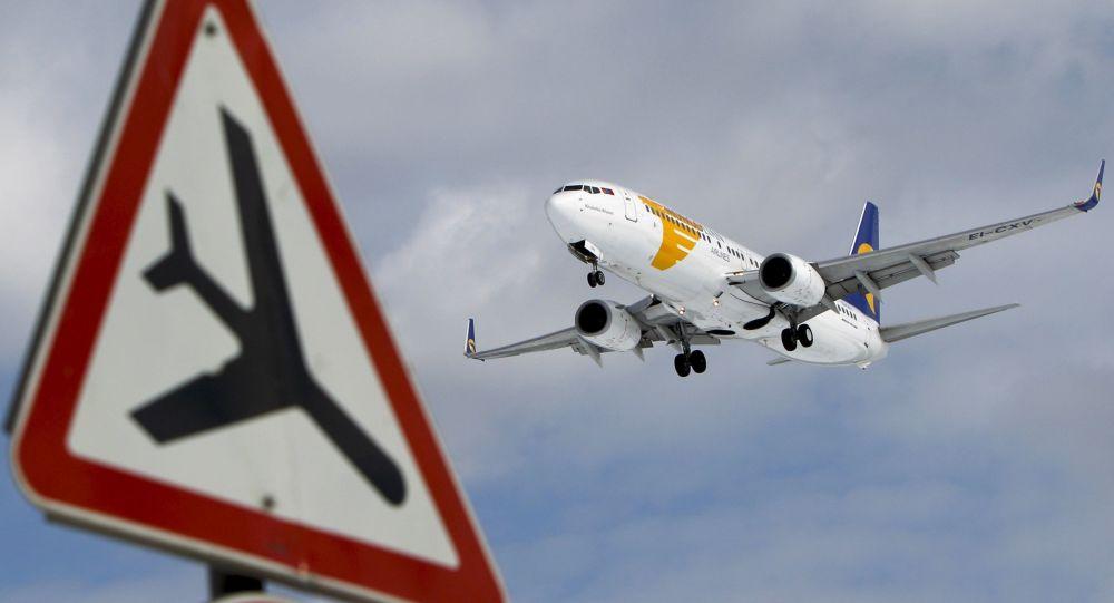 سقوط یک هواپیمای باربری بوئینگ 737 در آبهای اقیانوس آرام