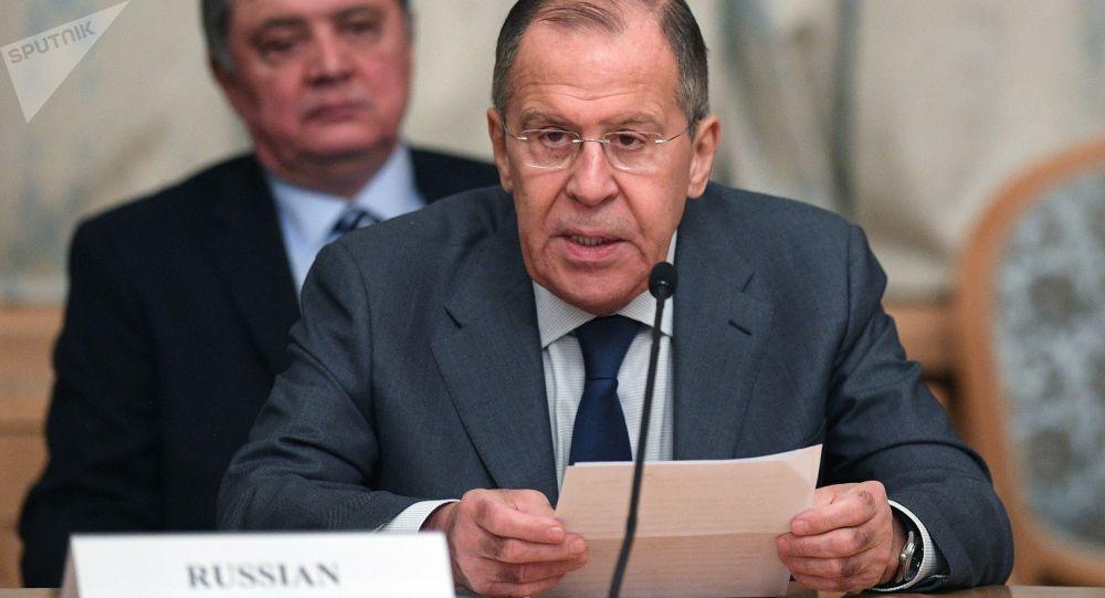 لاوروف: روسیه از عملی نشدن توافقنامه صلح خشنود نیست