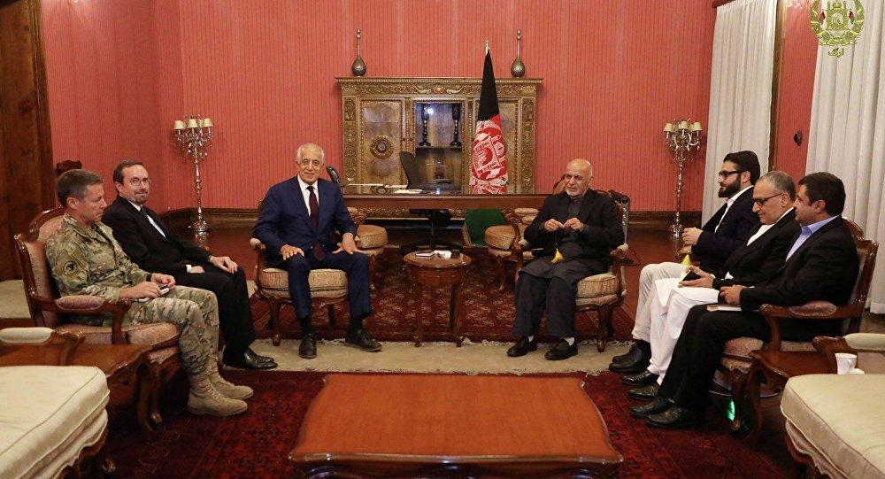 مذاکرات امریکا و طالبان راجع به آینده کشور بدون شرکت کابل