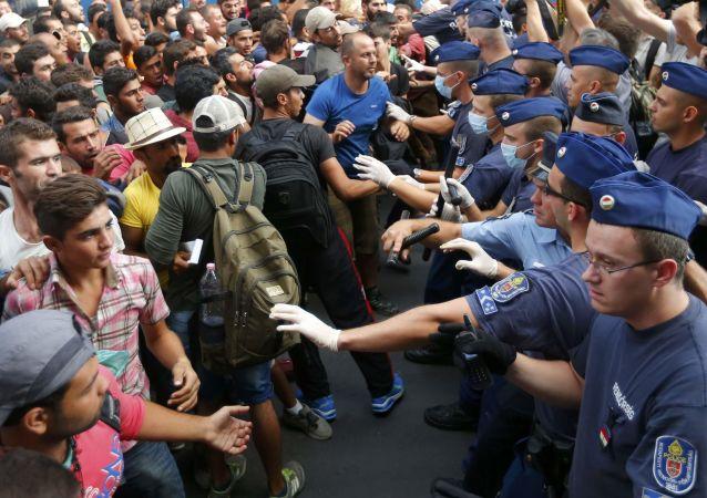 مهاجرین در اروپا