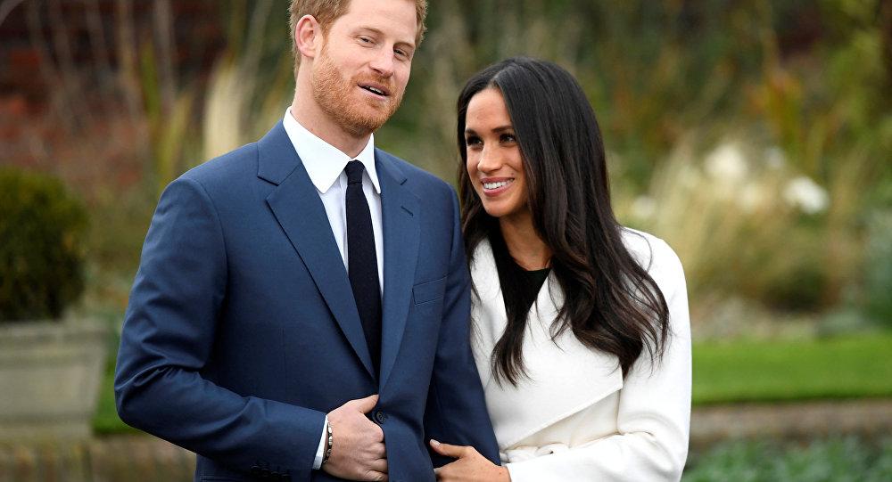 برگزاری مراسم ازدواج شاهزاده هری و مگان مارکل