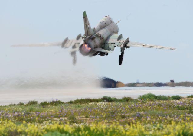 حملات هوایی آمریکا علیه اهداف شبه نظامیان در سومالی