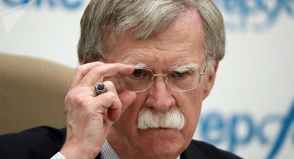 اظهارات اخیر بولتون واکنش طالبان را در پی داشت