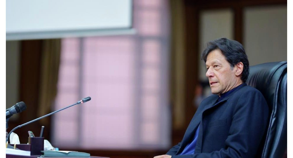 عمران خان: آمریکا ناچار است دولت طالبان به رسمیت بشناست