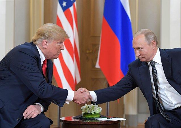 فراخوان سفیر روسیه برای همکاری روسیه و آمریکا در امر مقابله با چالش های جدید
