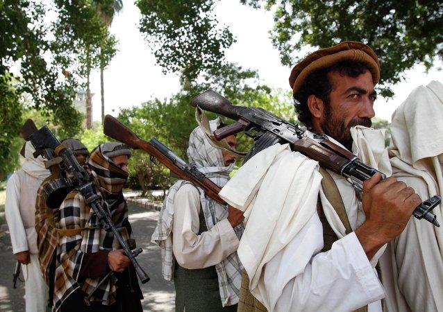 افراد مسلح طالبان