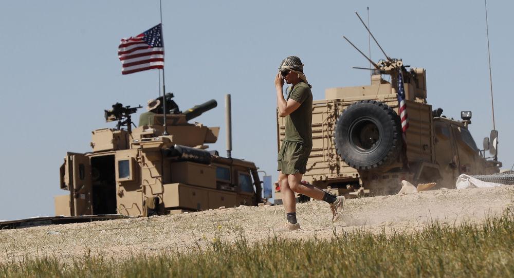 کشته شدن سه شهروند سوریه از سوی نیروهای امریکایی در دیرالزور