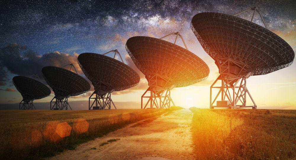 کشف سیگنالهای اسرارآمیز فضایی