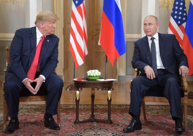 مقایسه رژیم غذایی پوتین و ترامپ