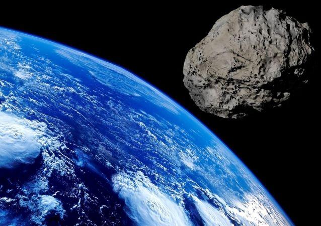خطری بزرگ سیاره ما را تهدید میکند