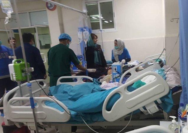 کمک 45 میلیون دالری سازمان ملل برای بخش صحت افغانستان