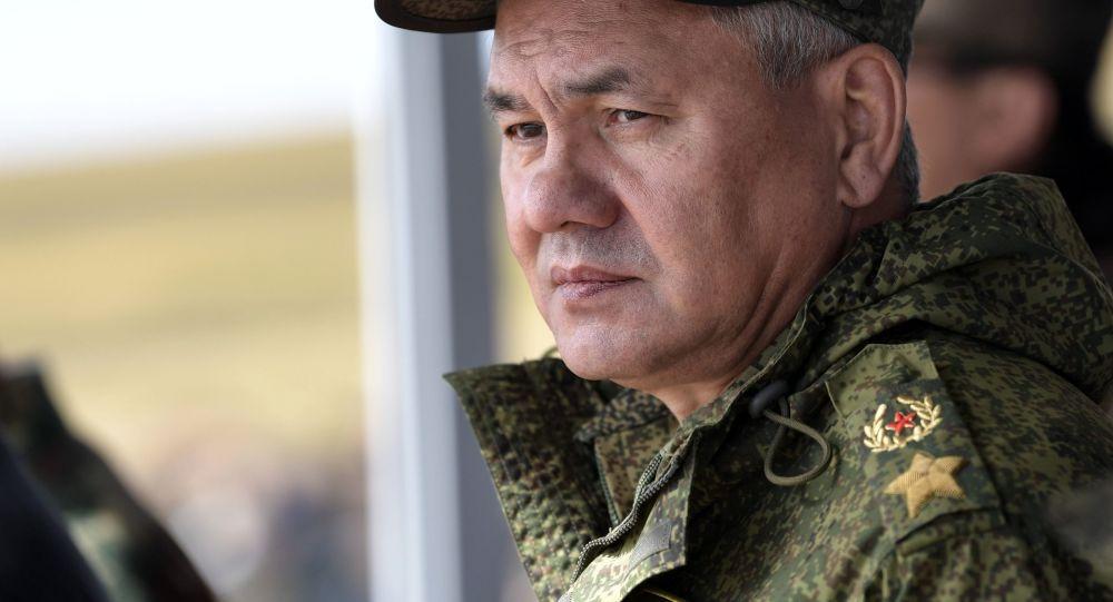 شایگو: دستیابی طالبان به سلاحهای زیاد، تهدید به روسیه است