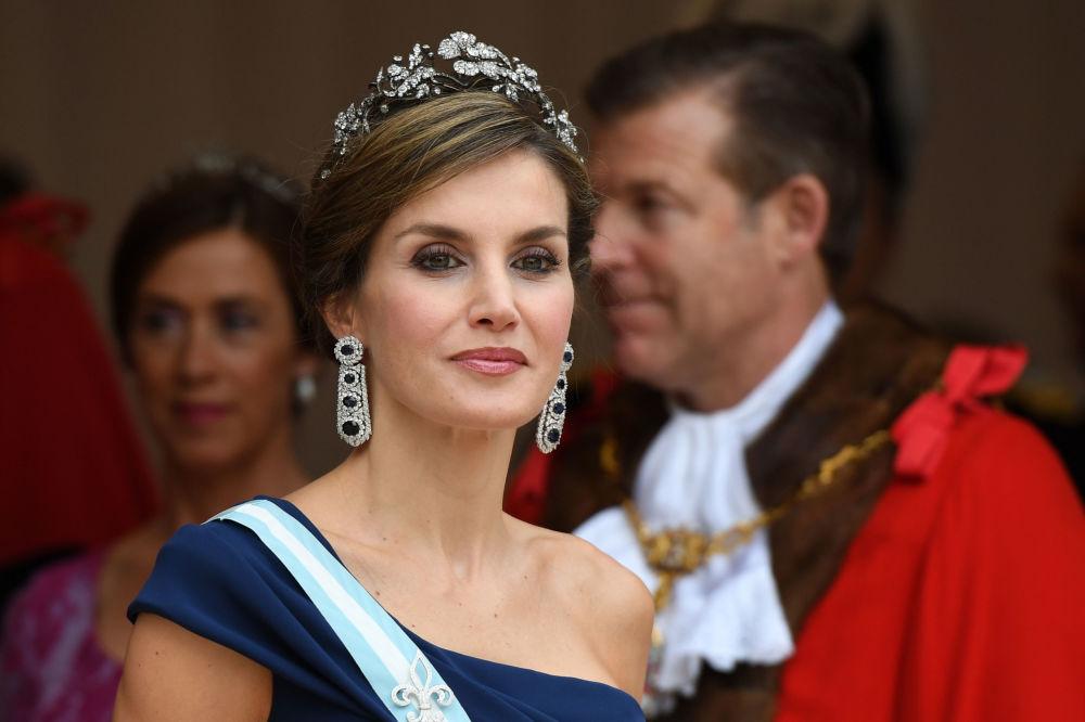 ملکه لتیسیا، اسپانیا