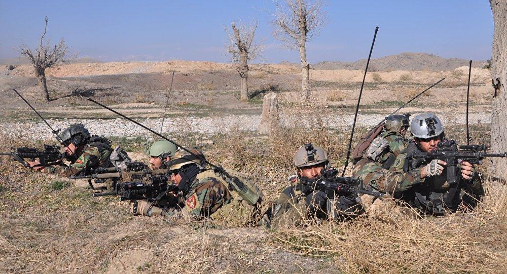 وزارت دفاع: 18 طالب در کاپیسا کشته شدند