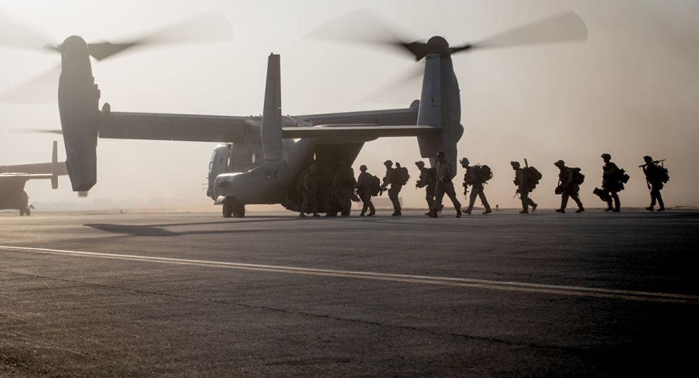 حمله هوایی امریکا در سوریه، جان سه تن را گرفت