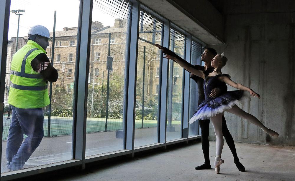 مکتب رقص باله در لندن