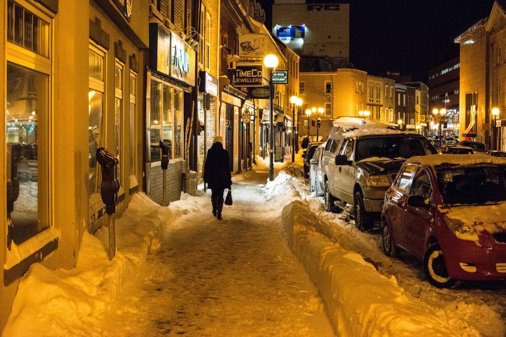 شهر سینت جانز، کانادا