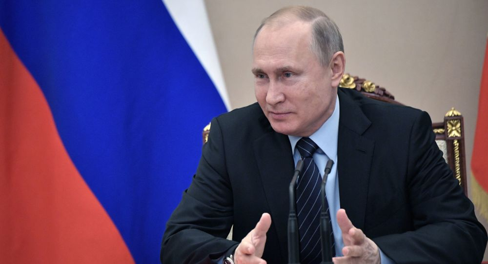 رئیس جمهور پوتین عازم دوشنبه شد