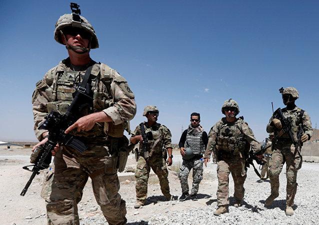 امریکا به دلیل یورش های طالبان زودتر از موعد مقرر نیروهای خود را از افغانستان بیرون می کند