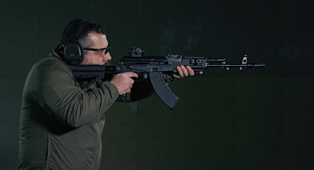 کلاشنیکوف AK-203 اصلی ترین سلاح ارتش هند خواهد شد