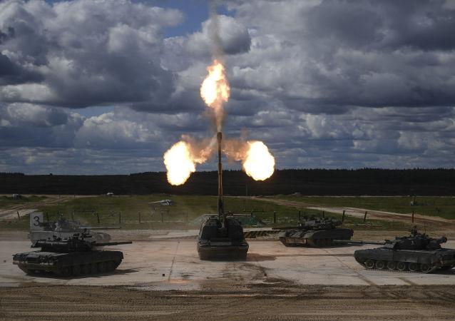 اعتراف امریکا؛ روسیه نیرویهای نظامی قدرتمتندی دارد