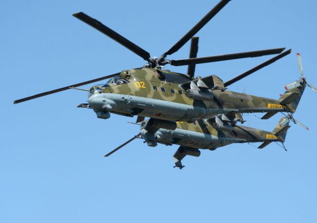 هلیکوپتر Mi-24