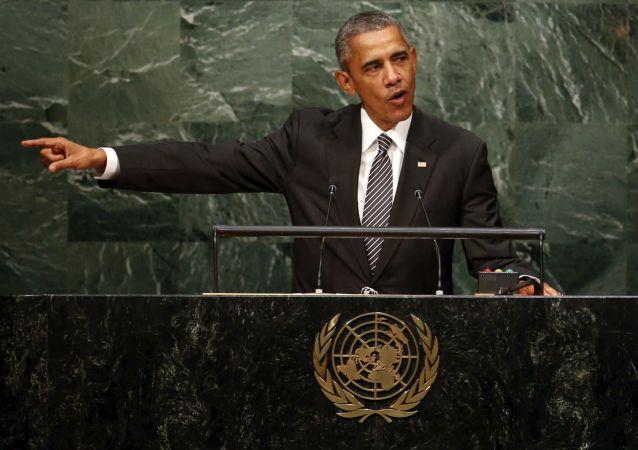 اوباما روسیه و چین را از جمله چالش های بالقوه برای آمریکا نامید