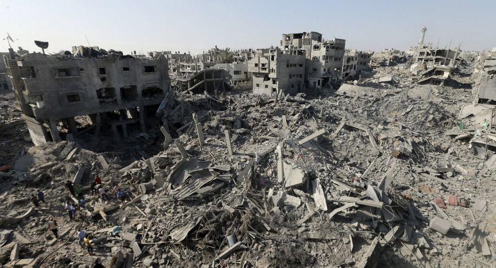 حمله جنگنده های اسرائیلی به نوار غزه
