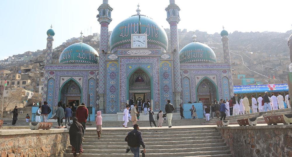 طالبان زیارتگاه سخی در کابل را بستند
