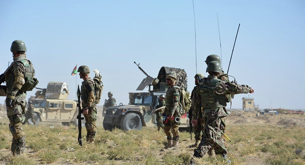 تلفات سنگین طالبان در ولایت پکتیکا