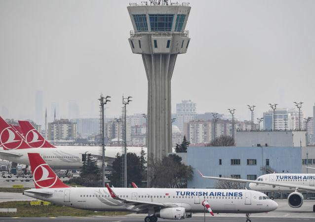 ترکیه پروازهای خود را با 46 کشور جهان به حالت تعلیق درآورد