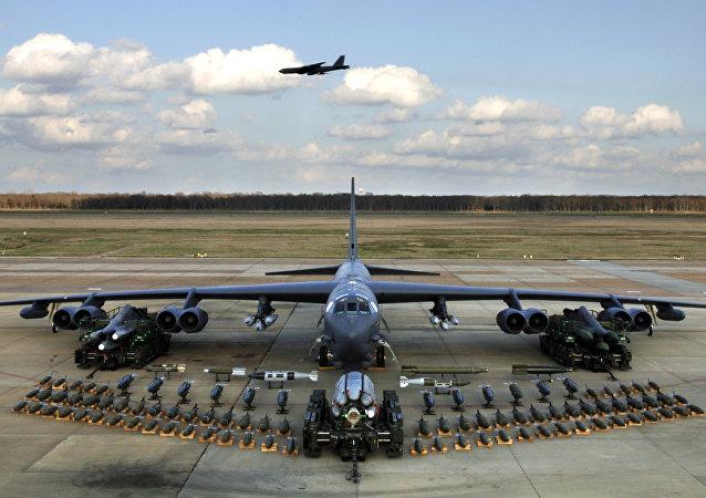 روز نیروهای هوایی آمریکا؛ تبریکی با نشان جنگنده روسی