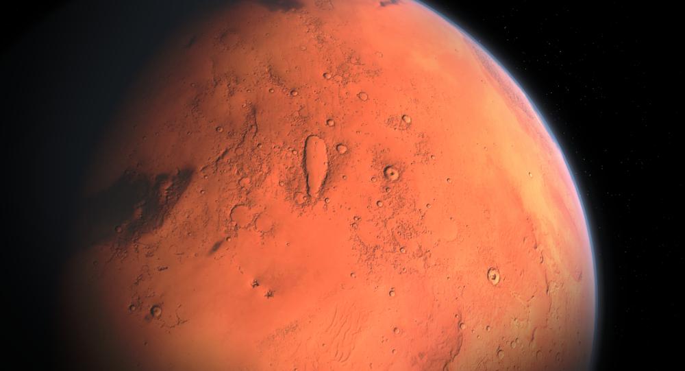 کشف شواهدی از احتمال حیات در سیاره مریخ
