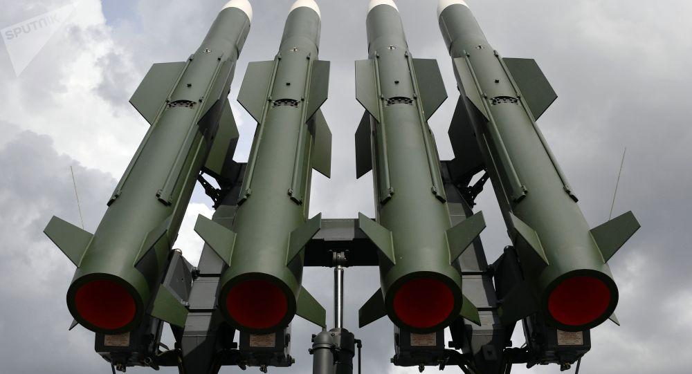 سیستمهای دفاع هوایی روسیه در سوریه راکتهای اسرائیلی را دفع کردند