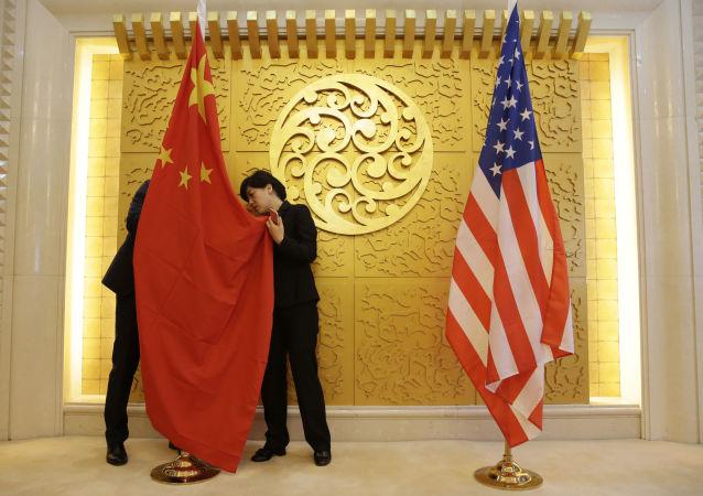 چین تهدید امنیت اقتصادی امریکا
