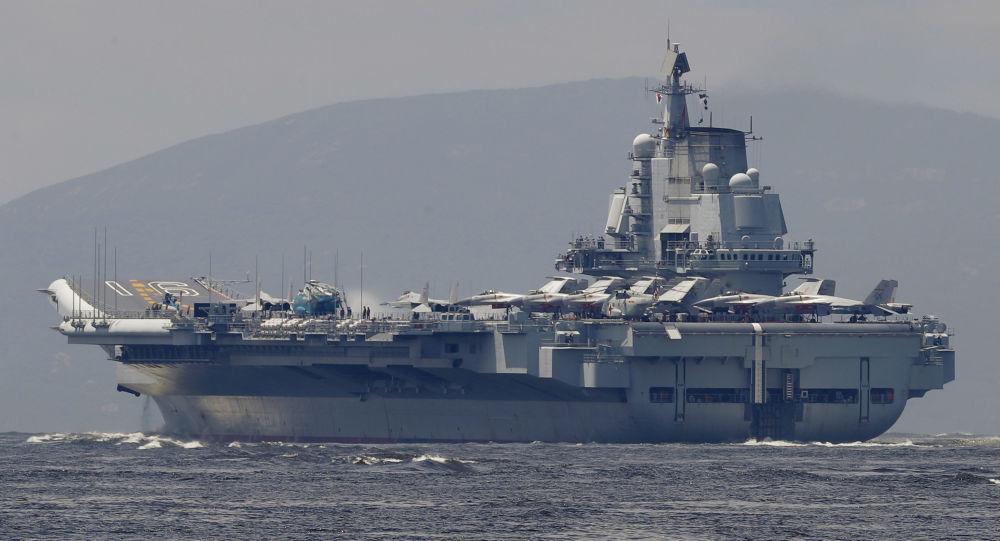 فرستادن لیزر خطرناک به هواپیماهای امریکایی توسط کشتی چینایی