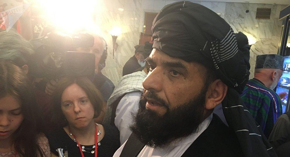 شاهین: دولت کابل دیگر وجود ندارد و طالبان تنها نماینده واقعی مردم افغانستان است