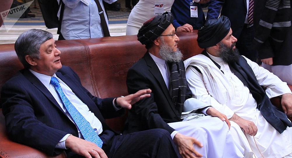 نشست طالبان در مسکو