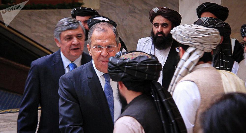 نشست بین الافغانی در مسکو