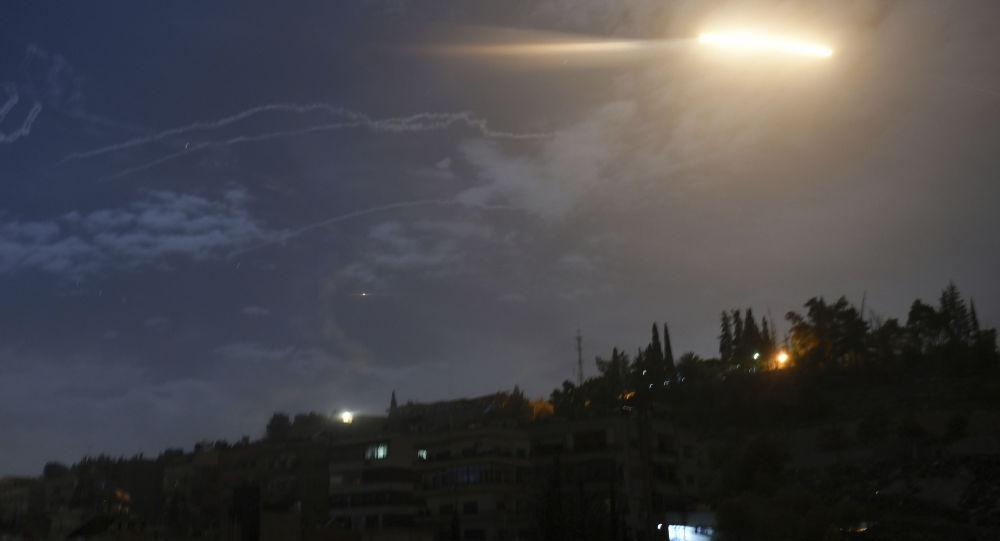 قطع برق دمشق بر اثر حمله به یک خط لوله گاز