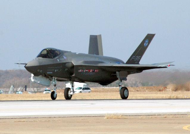 ایجاد نخستین پایگاه ویژه جنگنده «اف-35» امریکا در قاره اروپا