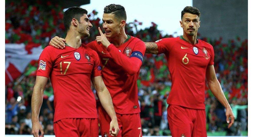 تیم ملی فوتبال پرتگال