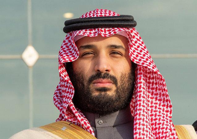 ولي عهد السعودية الأمير محمد بن سلمان