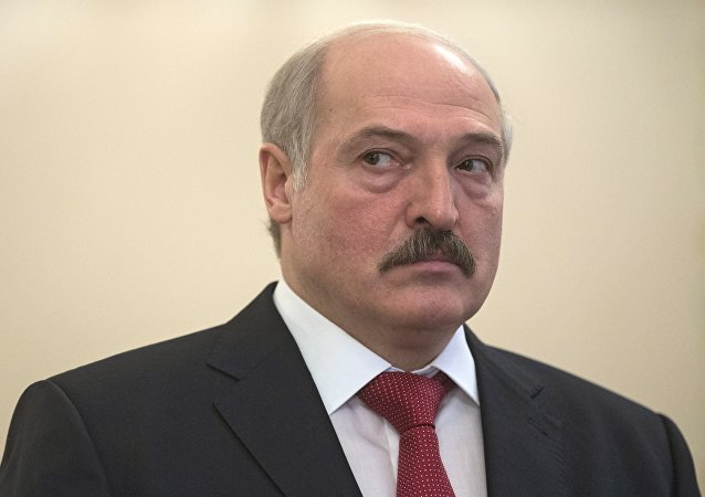 الکساندر لوکاشنکو رئیس جمهور بلاروس